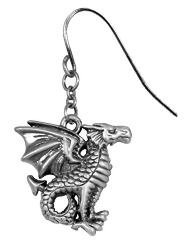 silver-color-pewter-leviathan-dragon-earrings