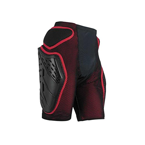 Alpinestars Freeride Men's Undergarment Off-Road Body Armor - Black/Red / X-Large by Alpinestars (Image #4)