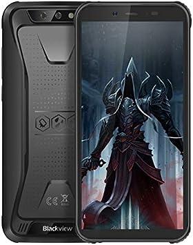 Blackview BV5500 Pro, Android 9.0 4G Resistente Móvils Smartphones ...