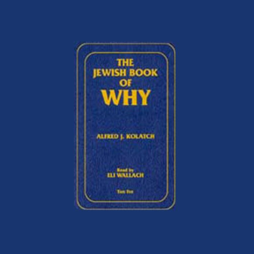 The Jewish Book of Why by HighBridge, a division of Recorded Books