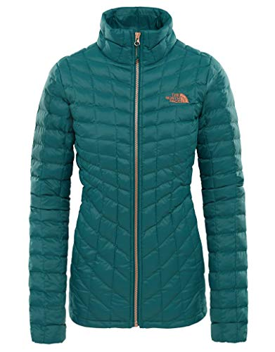 THE NORTH FACE Women's Thermoball Full Zip Jacket Botanical Garden