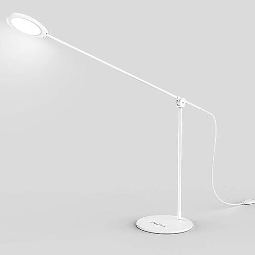 Lámpara Escritorio LED,Zanflare Flexo de Escritorio USB, Lámpara ...