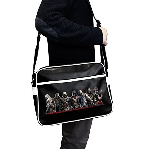 Vinyl ASSASSIN'S CREED Bag Group Messenger q5X5gZ