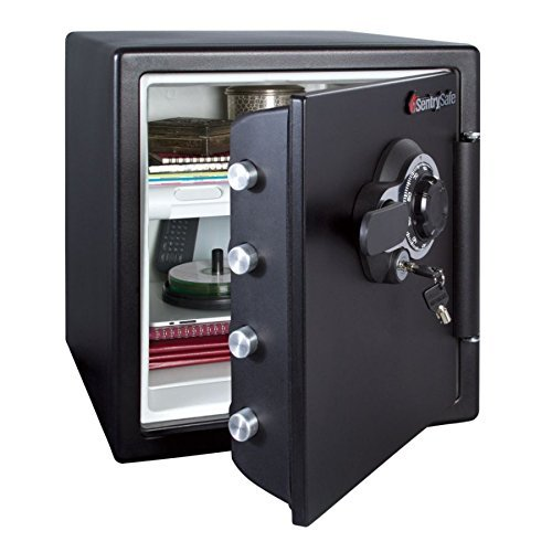 SentrySafe SFW123DTB Fire Chests, Safes