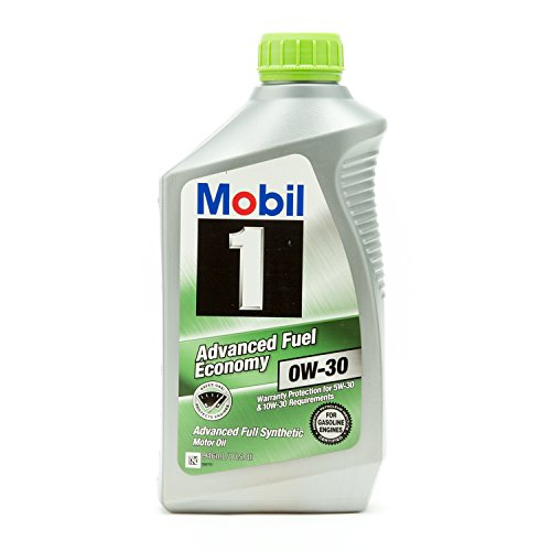 Mobil 1 Tri-Synthetic Motor Oil with SuperSyn Formula (Qt.) - 0W-30