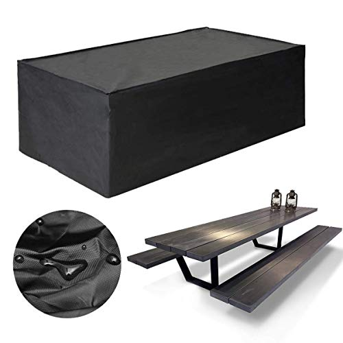king do way Patio Furniture Set Cover,121.3