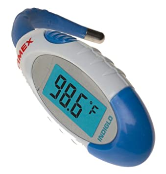 TIMEX 2224 5 SECOND ORAL DIGITAL THERMOMETER