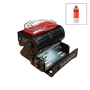 Amazon.com: Calentador de gas portátil para exteriores ...