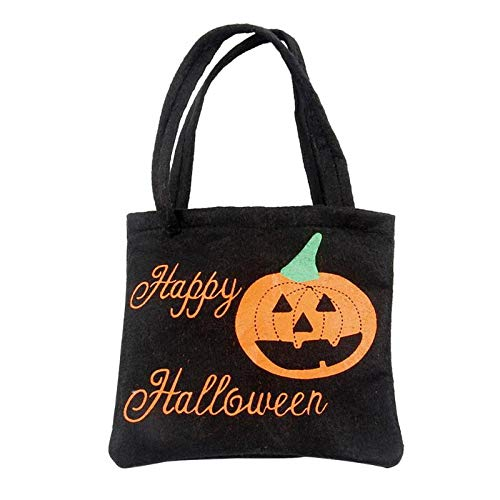 Gift Bags Wrapping Supplies - Non Woven Fabric Candy Bag Children Kids Shopping Handbag Gifts Storage Halloween Holiday Party - Wall 25x35cm 3d Bag Decorations Design Birthday Unique Modern Fabric -