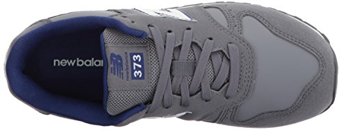 Navy Grey Niedrige Sneakers KJ373GVY Boy Balance New 6qOFx