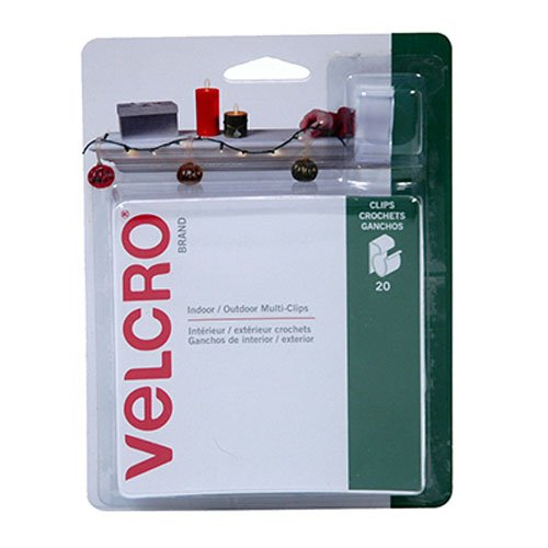 VELCRO Brand Holiday Outdoor Permanent