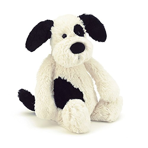 Jellycat Bashful Black Medium inches