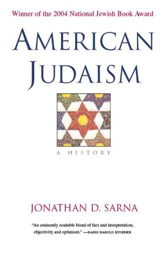 American Judaism: A History