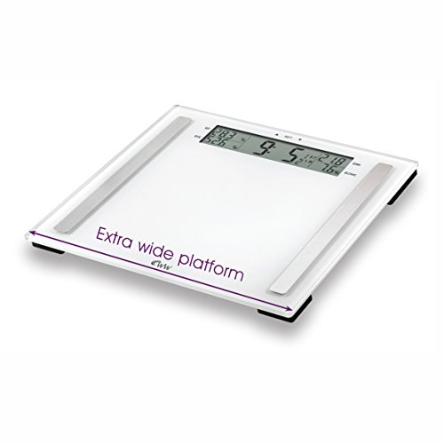 WeightWatchers Ultimate Accuracy Easy Read Glass Scale