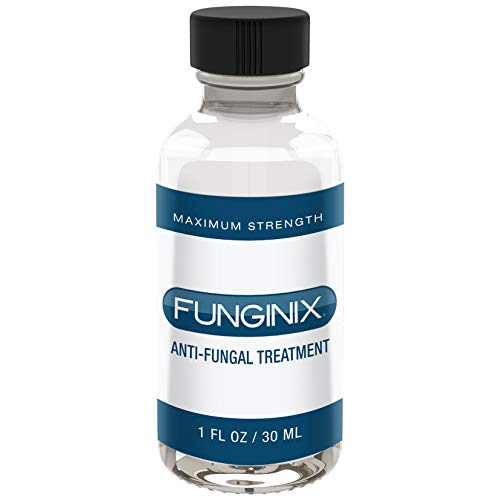 FUNGINIX Finger and Toe Fungus Treatment - Maximum Strength Anti-Fungal Solution