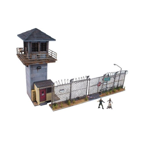 walking dead toy building sets - 5