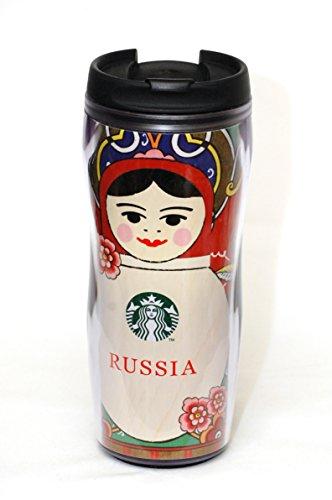 스타벅스(스타벅스 Starbucks) 러시아 《마토료시카》 텀블러 해외 한정품 473ml / 16oz