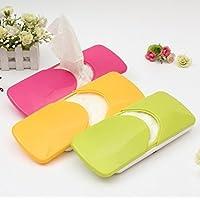 Universal Prime Multi-Colored Car Tissue Paper Holder Box