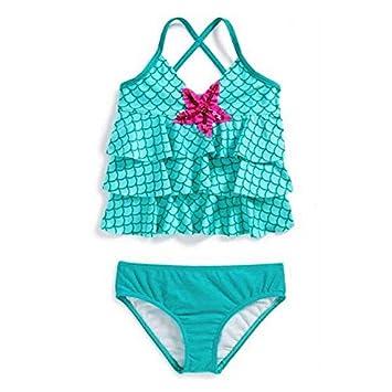 a3458ff0ce BEESCLOVER Lovely Summer Set New Cute Baby Girls Princess Bathing Suit Set Swimwear  Swimsuit Costume Girls