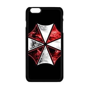 Red and white umbrella Cell Phone Case for iPhone plus 6