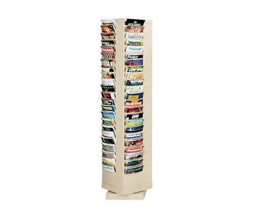92-Pocket Carousel Literature Organizer