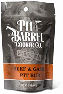 product image for Pit Barrel - Beef & Game Rub