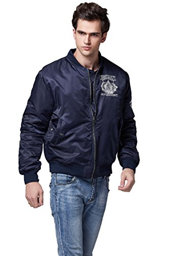 Cotton a2 Flight Jacket - 9
