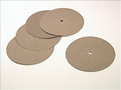 Set of 5 Piranha 60 g Drill Disc