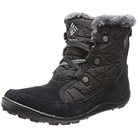 Columbia Women's Minx Shorty Omni-Heat Snow Boot