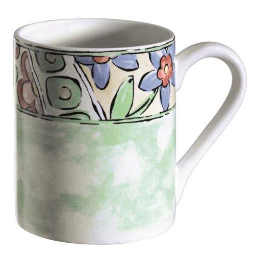 Corelle Impressions Stoneware Mug PA 11-Ounce Watercolors World Kitchen 1088605