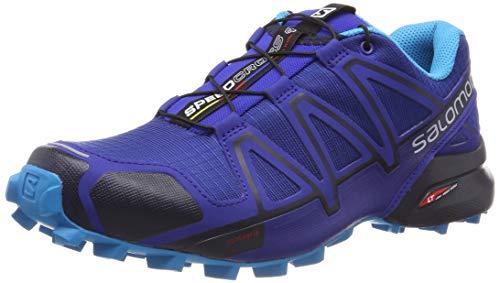 Running Speedcross navy Blu 4 Salomon Blue Blazer hawain Mazarine mazarine hawain Trail Donna Scarpe Wil Blazer Da BXSWqxw