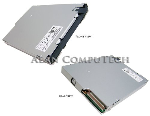 MITSUBISHI – Mitsubishi 1.44MB 3.5in Slim Floppy Drive MF355H-348MN Bezeless Black Door/Button – MF355H-348MN