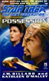 Possession, J. M. Dillard and Kathleen O'Malley, 0671864858