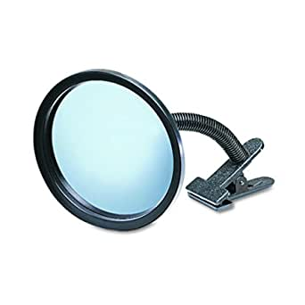 See All ICU7 Personal Safety and Security Clip-On Convex Security Mirror 7 Diameter (Pack of 1)