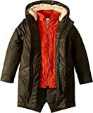 Appaman Kids Baby Boy's Extra Soft Lined Zip and