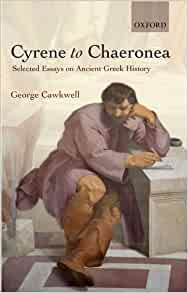 Cyrene to Chaeronea : selected essays on ancient Greek history