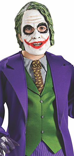 Batman The Dark Knight Deluxe The Joker Costume, Child's Large - coolthings.us