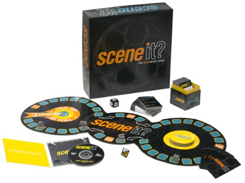 Scene It ? The Dvd Movie Game
