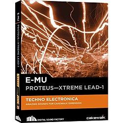 E-MU Proteus Pack Xtreme Lead 1 - Expansion For Dimension (10c Dvd)