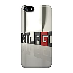 Cute High Quality Iphone 5/5s 3d Santjago Cases