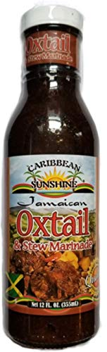 - JAMAICAN OXTAIL AND STEW MARINADE 12 OZ