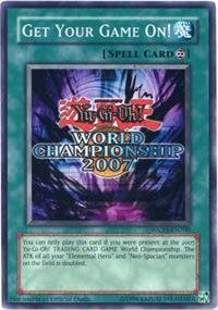 get your game on yugioh card - 2