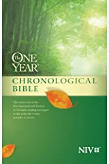 The One Year Chronological Bible NIV (Softcover) Paperback