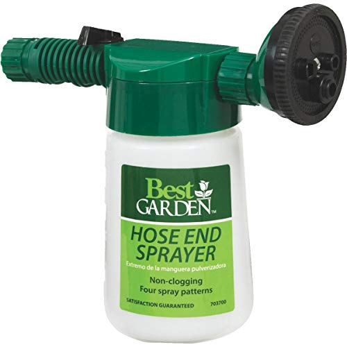 SIM SUPPLY Best Garden Dry Hose End Sprayer - 1 Each