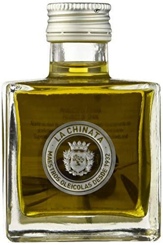 La Chinata Aceite de Oliva Virgen Extra Formato Exclusivo – Paquete de 24 x 100 ml – Total: 2400 ml