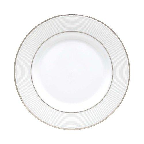 Opal Salad Plate - Lenox Opal Innocence Stripe 8-Inch Salad Plate
