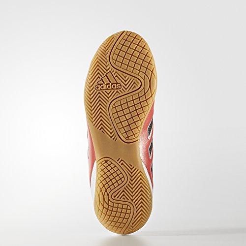 adidas COPA 17.4 IN J - Zapatillas fútbol sala para niños, Rojo - (ROJO/FTWBLA/NEGBAS), -33