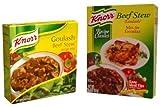 Knorr Beef Stew, Goulash Mix, 2.4oz