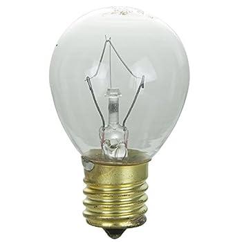 SUNLITE 40w S11 120v Intermediate Base Clear Bulb 25pcs