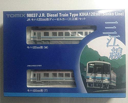 TOMIX キハ120系 三江線セット B07Q38JFKD